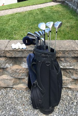 Golf Clubs - Bag and Balls for Sale in McKnight, PA