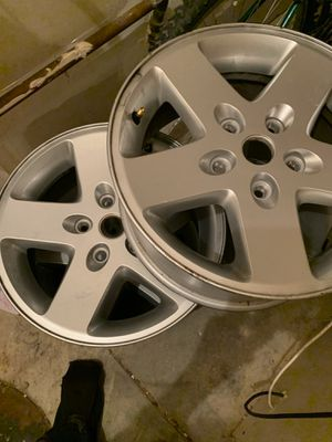 Jeep Wrangler rims for Sale in Gaithersburg, MD