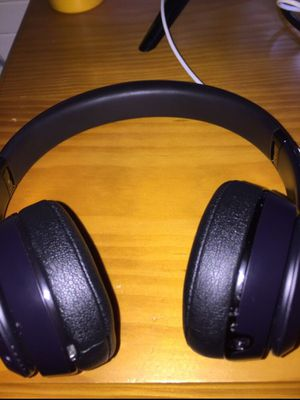 wireless solo 3s beats (black) for Sale in Plant City, FL