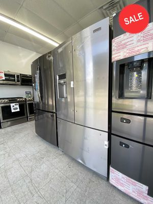 LIMITED QUANTITIES!With Icemaker Refrigerator Fridge Maytag Brand New #1542 for Sale in Miami, FL