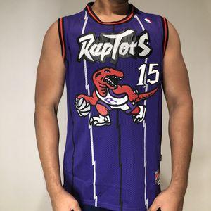 Vince Carter Raptors Purple 15 Jersey for Sale in Los Angeles, CA
