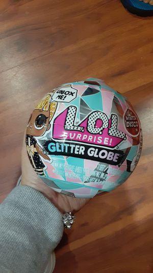 LOL Surprise! Glitterglobe for Sale in Roselle, NJ