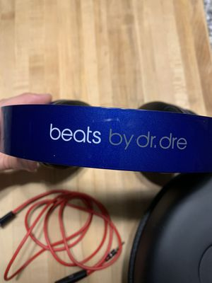 Beats Studio over-ear wired headphones for Sale in Elgin, IL