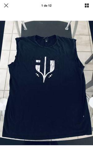 Men's T-Shirt Artful Dodger Size XL Black Cotton for Sale in Avondale, AZ