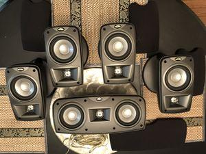 Klipsch Quintet III Speaker system surround sound 5.1 for Sale in Alexandria, VA