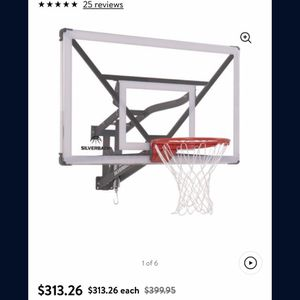 Wall Mounted 54 Basket Ball for Sale in Hanford, CA