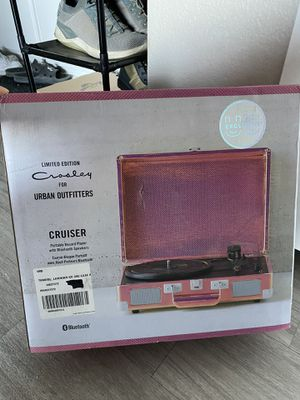 Record player (barely use) for Sale in Los Angeles, CA