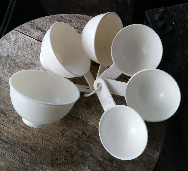 1/2 Cup - 1 Measuring Cups