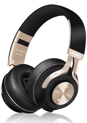 Bluetooth Headphones, Wireless Bluetooth Headphones Over Ear with Microphone and Volume Control Wireless and Wired Foldable Headset for iPhone/iPad/P for Sale in Irvine, CA