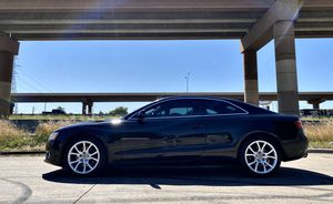 2012 AUDI A5 COUPE PREMIUM QUATTRO CLEAN TITLE for Sale in Dallas, TX