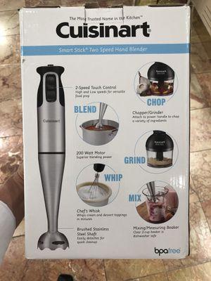 Cuisinart smart stick hand blender for Sale in Chantilly, VA