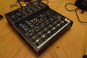 Monoprice Pro Audio 10 Channel Mixer for Sale in Conover, NC