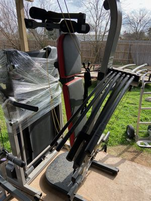 Bowflex and treadmill combo for Sale in Arlington, TX