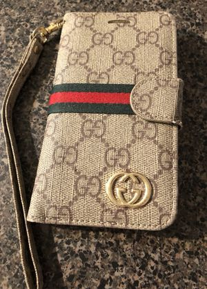 Gucci wristlet for iPhone 6/6S for Sale in Fairfax, VA