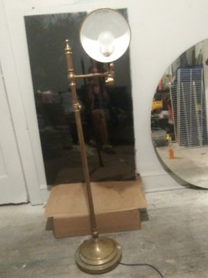 Solid Brass Antique Lamp/Light $150. for Sale in Anderson, SC