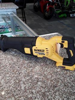 Dewalt 60v Max Flexvolt Reciprocating Saw for Sale in Willoughby,  OH