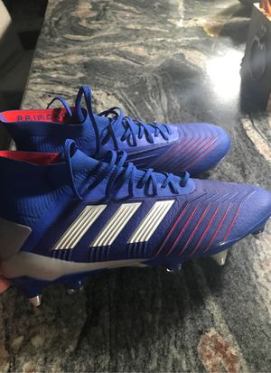 adidas Predator 19.1 SG Soft Ground Soccer Cleat SIZE 9 1/2 for Sale in Marlboro Township, NJ