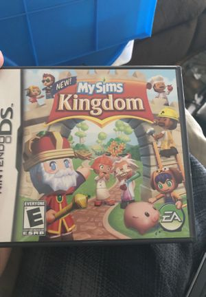 Nintendo DS My Sims Kingdom for Sale in Monroe, WA
