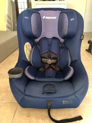 Blue Maxi Cosi Pria 70 Convertible Car Seat 9-70lbs ~ expiation 2025 for Sale in West Palm Beach, FL