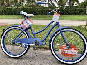 "HUFFY CRUISER BIKE 24"" for Sale in Hollywood, FL"