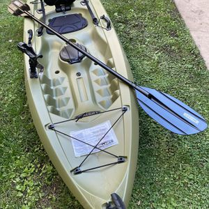 Lifetime Tamarack Angler Kayak NEW for Sale in Los Angeles, CA