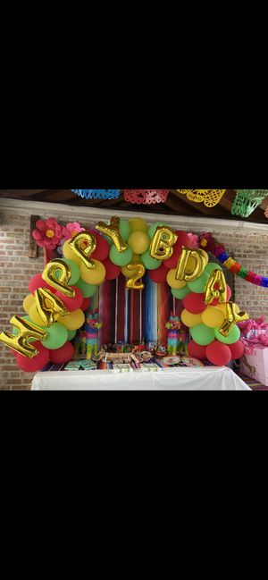 Balloon decorations for any event for Sale in Cicero, IL