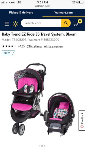 Baby travel system for Sale in Sioux City, IA