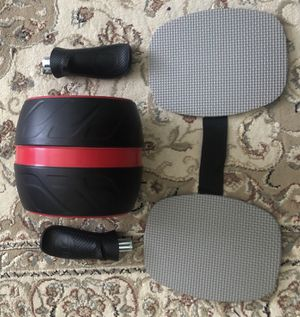 Ab wheel roller with 2 knee mats for Sale in Long Beach, CA