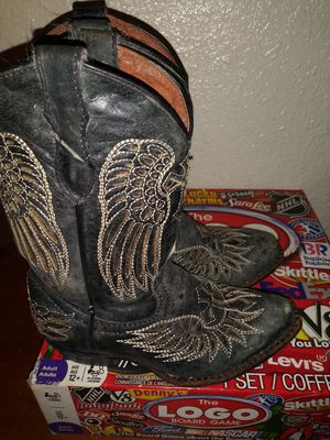 Size 12 little girl boots for Sale in Corpus Christi, TX