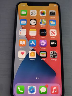 iPhone X 256gb Unlocked for Sale in Costa Mesa, CA