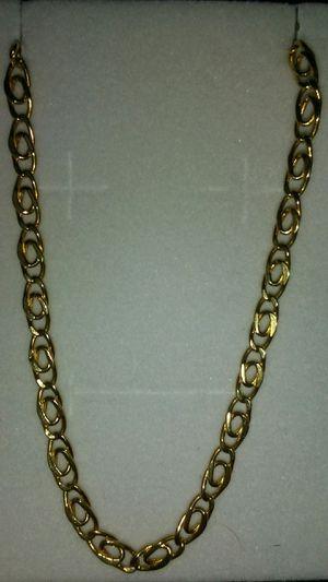 Trade! 18 carat gold chain for Sale in Wenatchee, WA