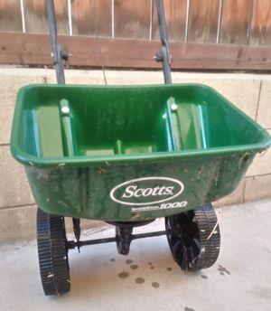 Scotts SpeedyGreen 1000 for Sale in Moreno Valley, CA
