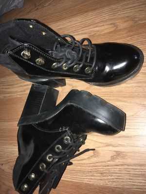 ALDO leather boot shoes for Sale in Gibsonton, FL