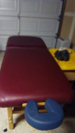 Massage bed Nice!!!! for Sale in Sacramento, CA