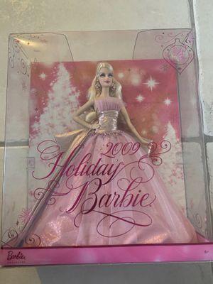 2009 Holiday Barbie for Sale in Port Charlotte, FL