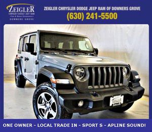 2018 Jeep Wrangler for Sale in Downers Grove, IL
