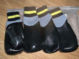 Brand new 2xl dog rain/ heat protectant socks for Sale in Bluff City, TN