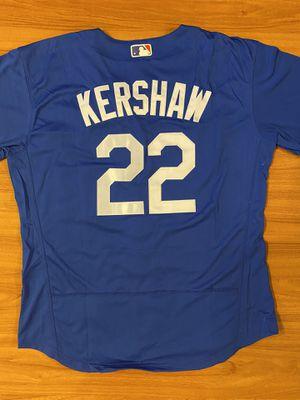 Clayton Kershaw Los Angeles Dodgers MLB Baseball Jersey 22 for Sale in La Puente, CA