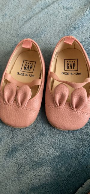Baby girl gap shoes for Sale in Palo Alto, CA