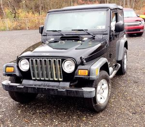 2004 Jeep Wrangler for Sale in Butler, PA