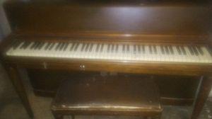 Wuritzer Piano for Sale in Tempe, AZ
