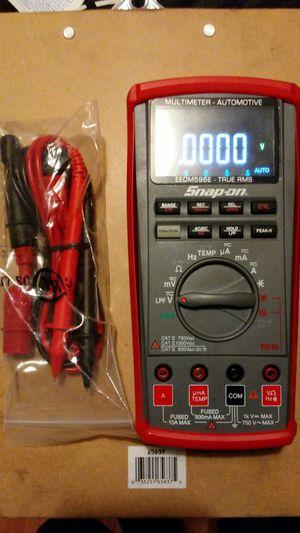 Snap On Multimeter EEDM596EK for Sale in Portland, OR