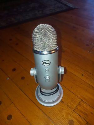 Blue microphone for Sale in Kansas City, MO