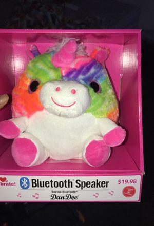 Teddy bear Bluetooth speaker ( Great for kids ) for Sale in Morrow, GA