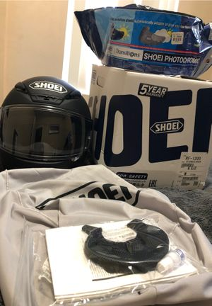 SHOEI RF-1200 Matte Black Helmet Medium for Sale in San Pedro, CA