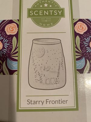 Scentsy starry frontier warmer new in box please message for price for Sale in TEMPLE TERR, FL