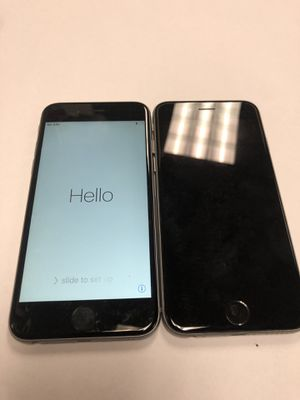2 Iphone 6 for Sale in Franklin, WI