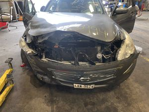 2013 Infiniti G37 Fuel Pump, Supension Parts, Glass, Interior Parts, Ignition Parts, Radio, Air Bag for Sale in Dallas, TX