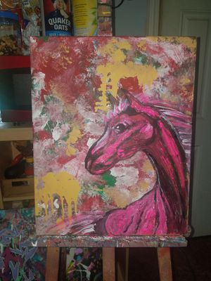 Pink horse for Sale in Chicago, IL