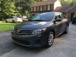 2013 Toyota Corolla Le for Sale in Aspen Hill, MD